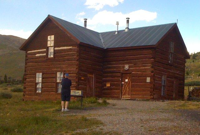 Boreas Pass Bunkhouse