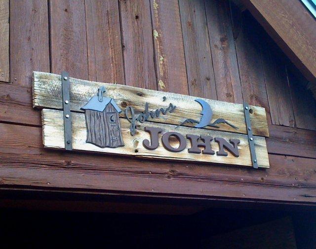 John's John - the Outhouse at Boreas Pass