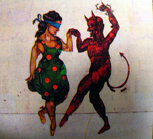 Dancing With The Devil Confessions Of A Jesus Freak