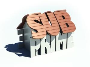 Subprime house