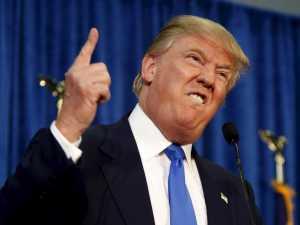 TrumpBeingTrump