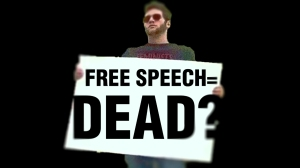 Is Free Speech Dead?