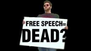 Is Free Speech Dead?